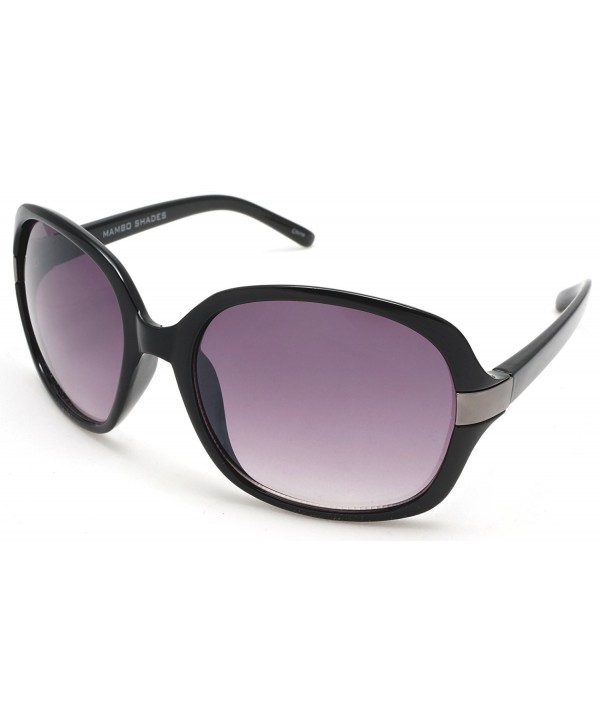 Oversized Fashion Sunglasses Claudette Mambo