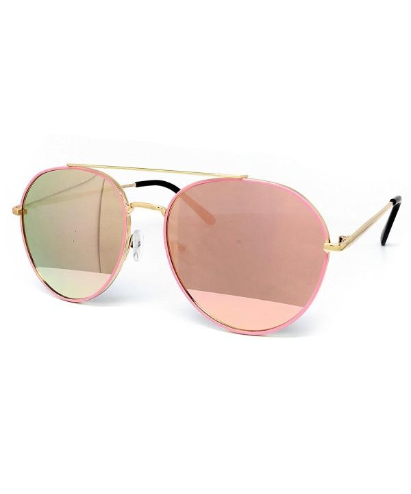 O2 Eyewear Premium Mirrored Sunglasses