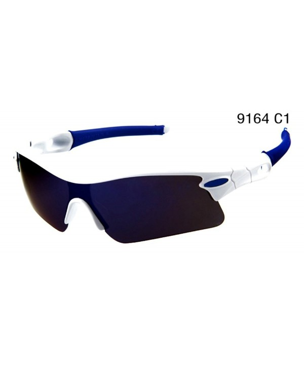 Flowertree S9164 Frame Wrap around Sunglasses