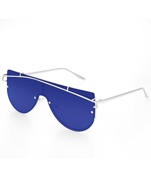 TWING Wholesale FashionOne Sunglasses M 10250 Gold Silver