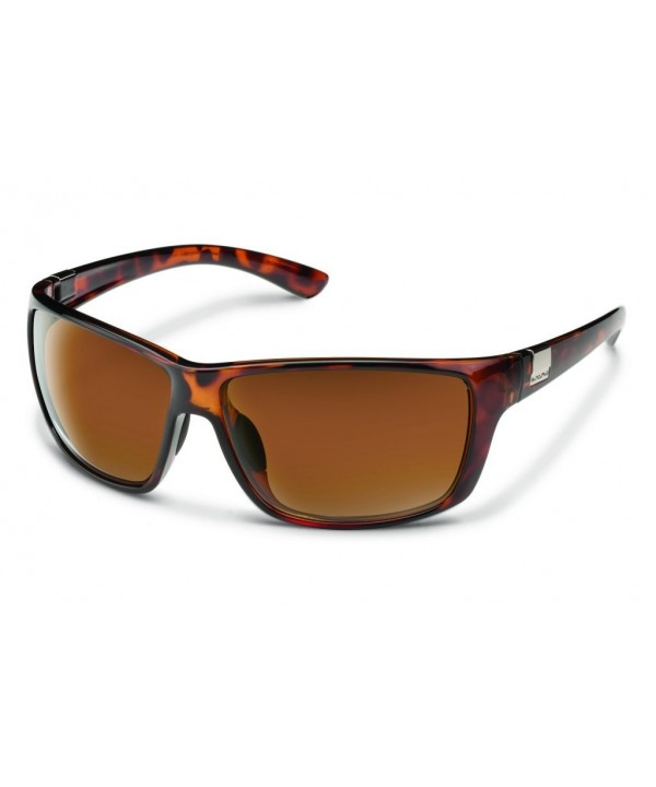 Suncloud Councilman Polarized Sunglasses Tortoise