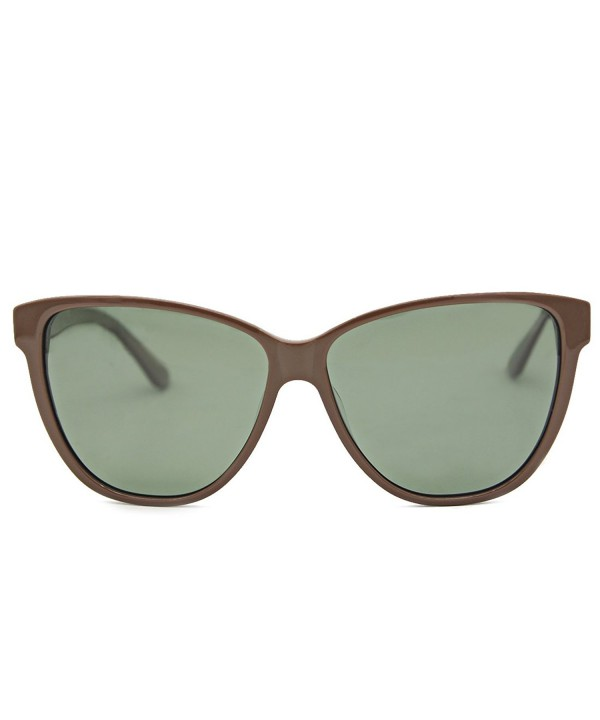 Hourvun Polarized Sunglasses Oversized Cateye