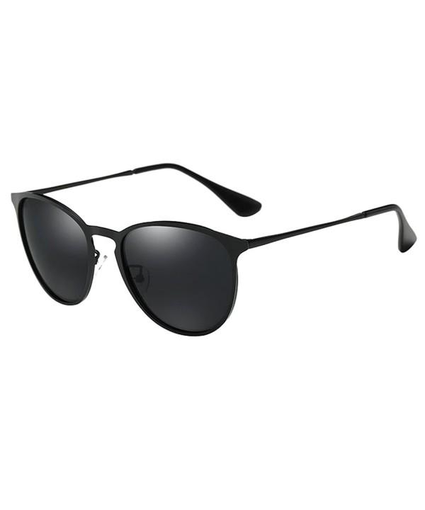 BVAGSS Unisex UV400 Metal Sunglasses