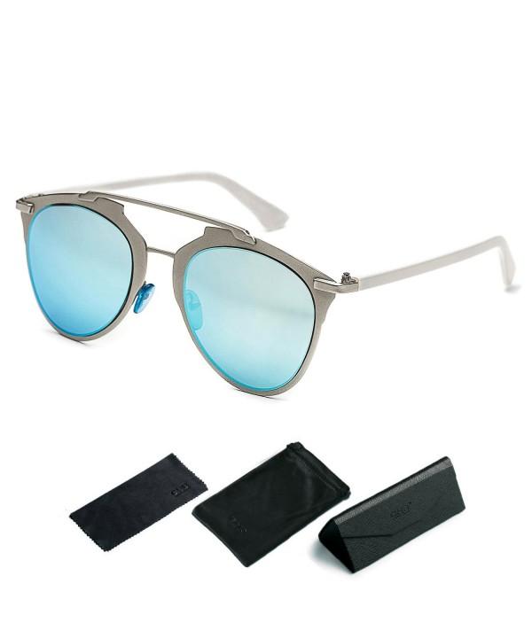 CHB Womens Classic Aviator Sunglasses