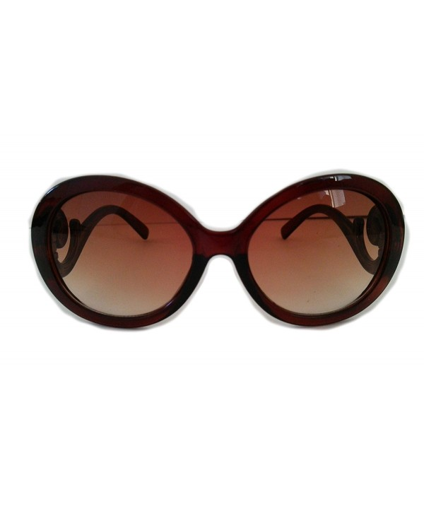 JeHouze Designer Plastic Fashion Sunglasses