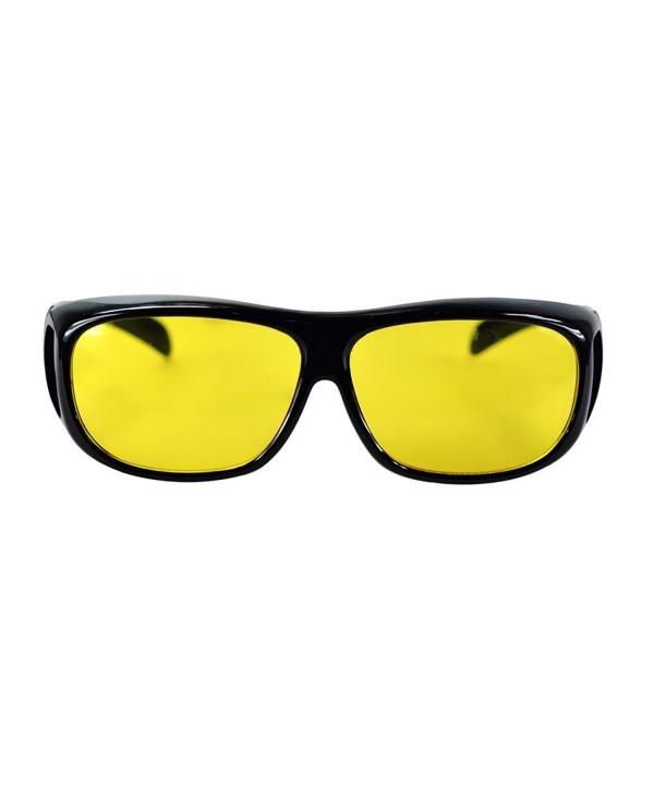 Eyekepper Vision Wraparounds Around Glasses
