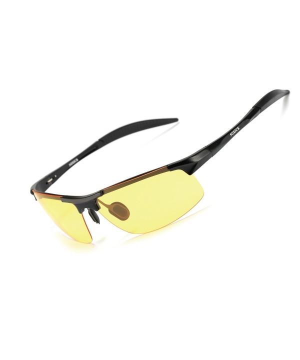 Glasses Driving Polarized glasses Black 2