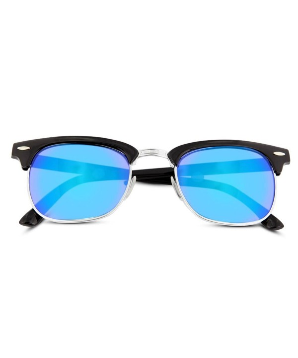 Designer Inspired Mirrored Classic Sunglasses