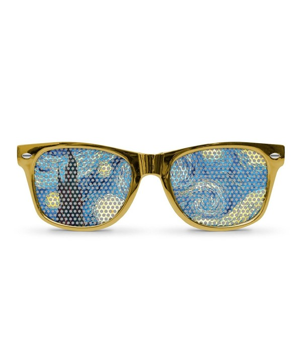 STARRY NIGHT Retro Party Sunglasses
