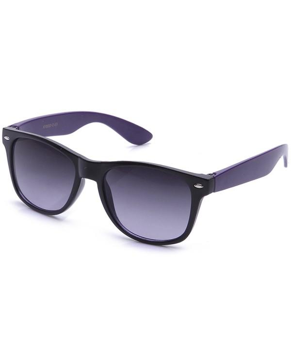 Vintage Wayfarer Retro Matching Sunglasses
