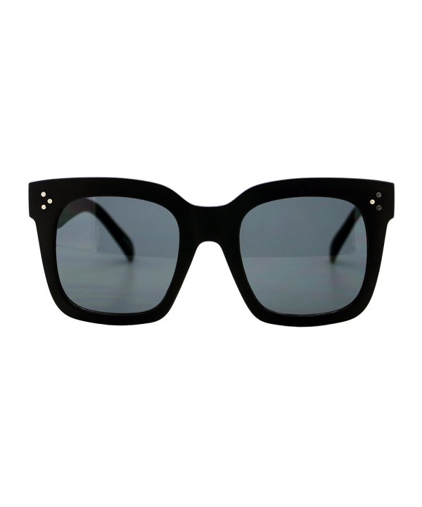 Womens Oversized Fashion Sunglasses Square