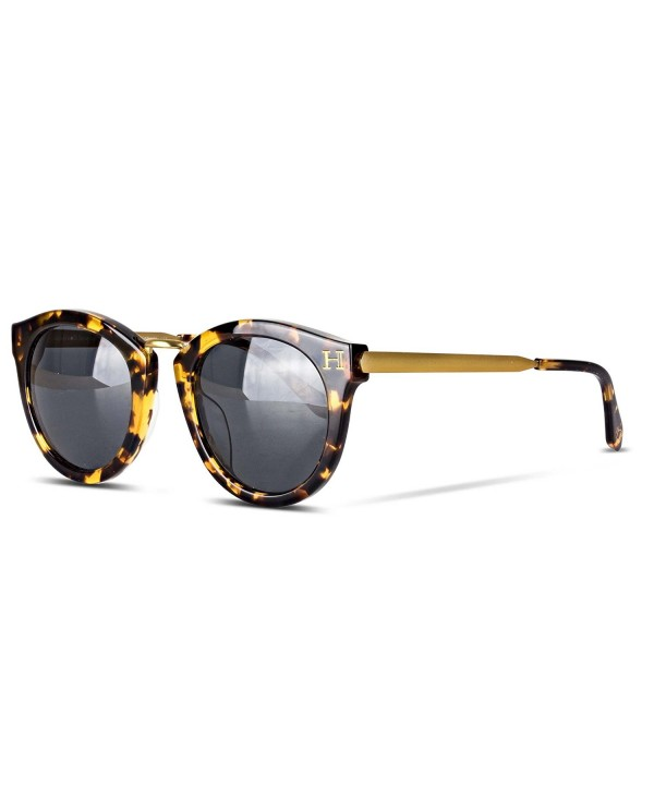 Orange Hudson Sunglasses Classic Tortoise