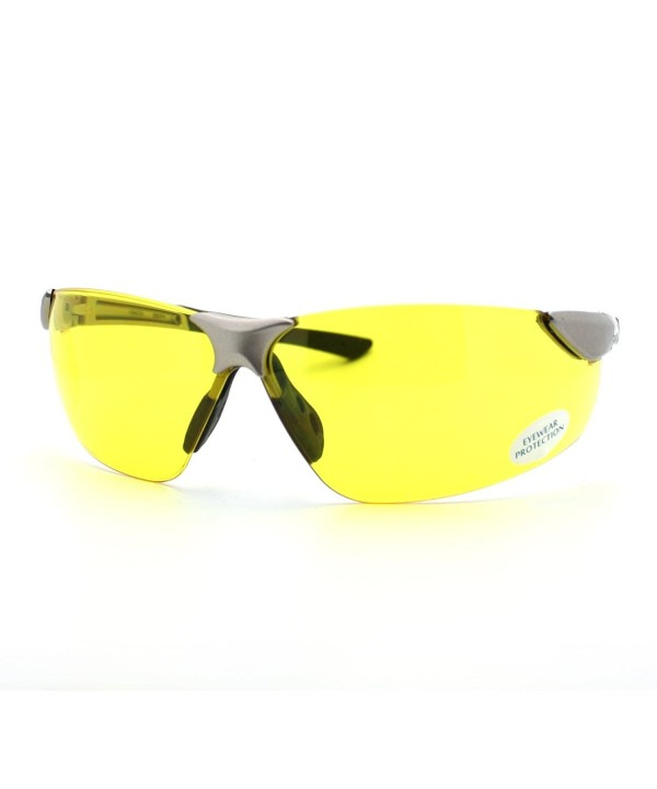 Rimless Sports Sunglasses Eyewear Protection