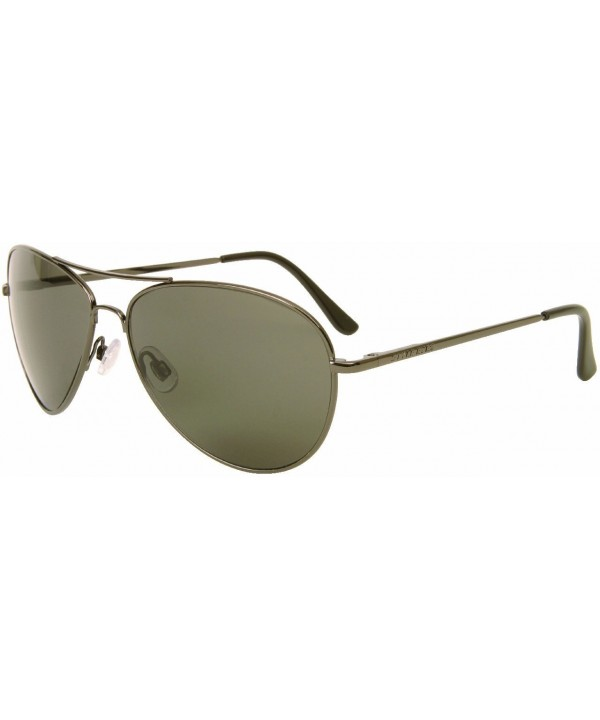 Style Eyes Polarized Sunglasses Gunmetal