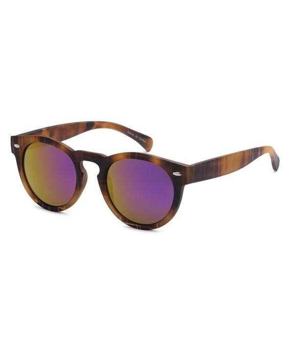 Eason Eyewear Inspired Sunglasses Mirrored