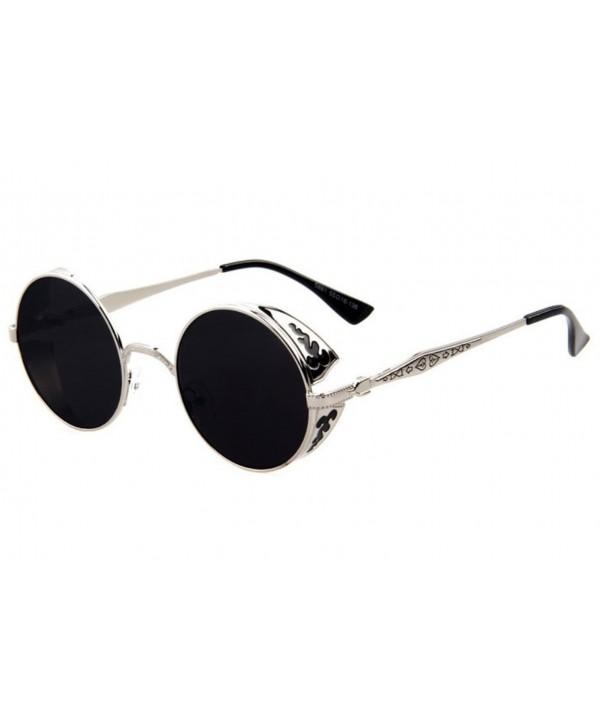 TELAM women fashion retro sunglasses