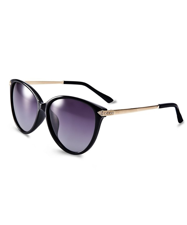 COLORTREE Classical Polarized Sunglasses Mirrored