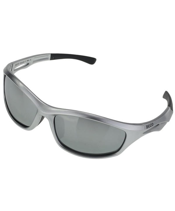 DUCO Polarized Sunglasses Running Unbreakable