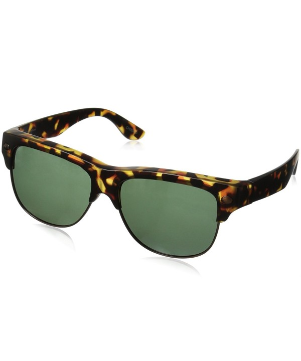 Solar Shield Polarized Sunglasses Tortoise
