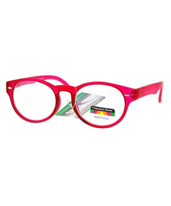 Progressive Reader Glasses Powers Fuchsia