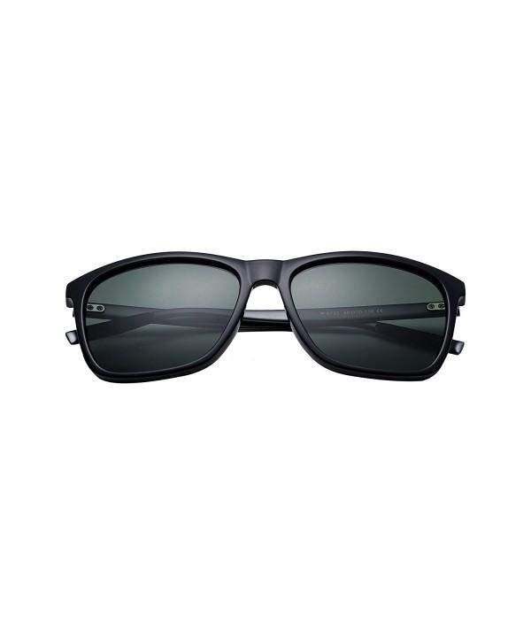 XAvoe Polarized Aluminum Sunglasses Classic
