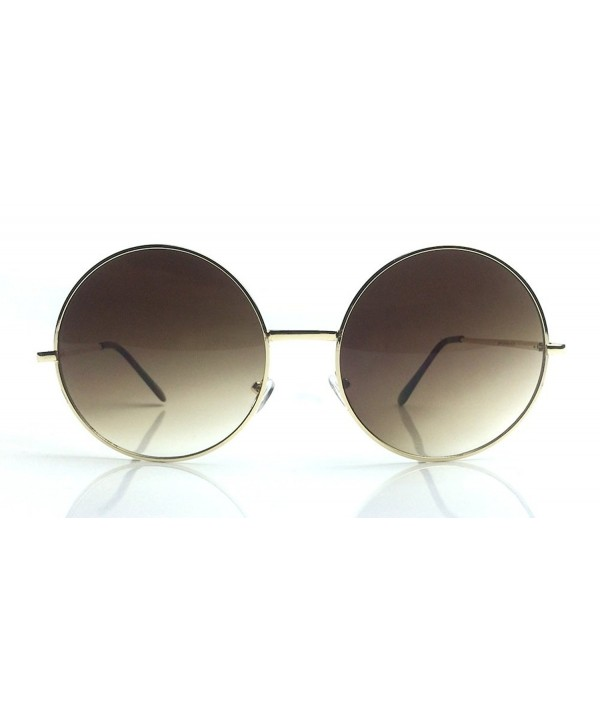 Vintage Oversized Womens Sunglasses Gradient