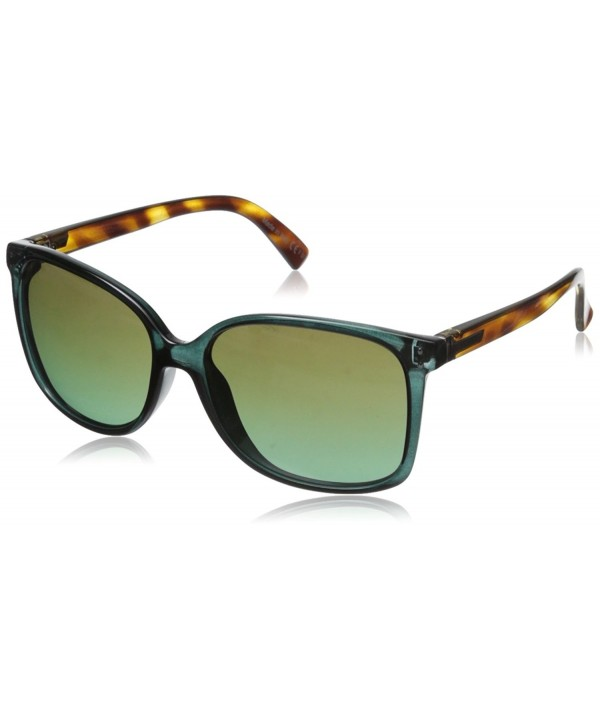 VonZipper Womens Castaway Cateye Sunglasses