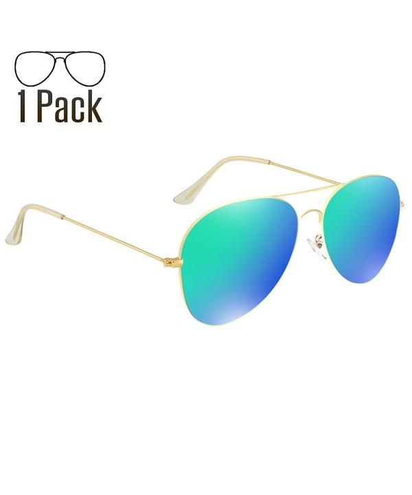 Livh%C3%B2 Aviator Sunglasses Polarized Protection