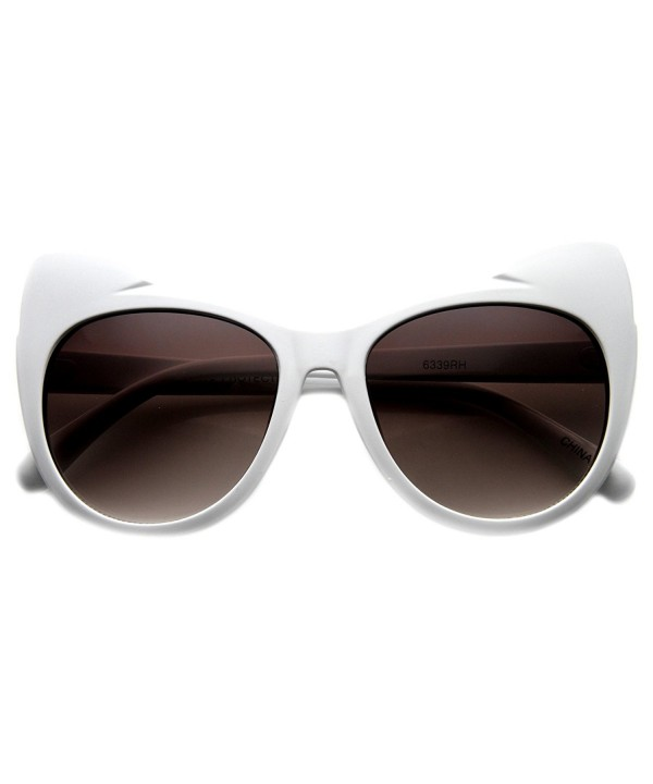 zeroUV Womens Oversized Sunglasses Lavender