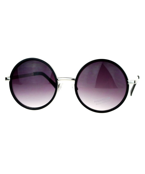 Circle Sunglasses Womens Designer Fashion