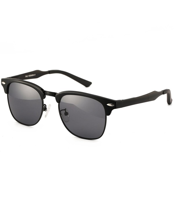 Dollger Clubmaster Wayfarer Sunglasses Protection
