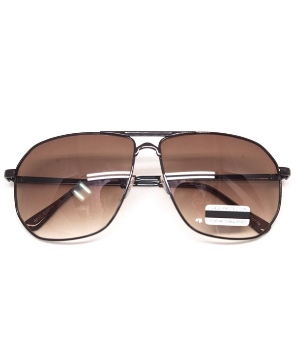 Oversized Sunglasses Aviator Driving Designer