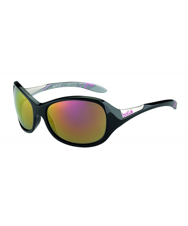 Bolle Grace Sunglasses Shiny Silver