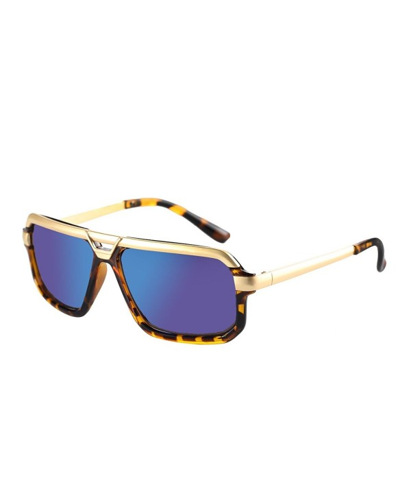 TopChu Fashion Square Wayfarer Sunglasses