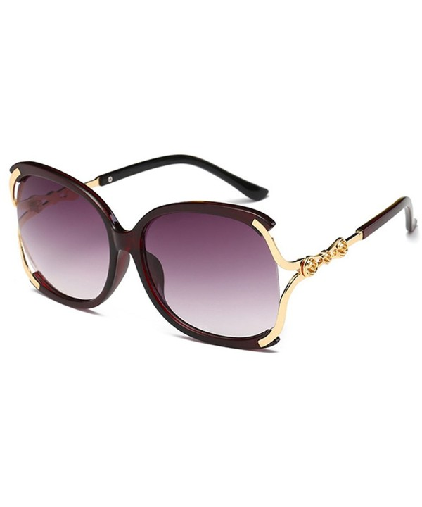 VeBrellen Oversized Polarized Sunglasses Decoration