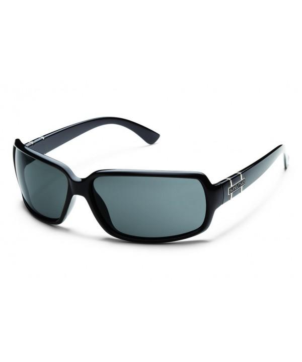 Suncloud Poptown Polarized Sunglasses Black
