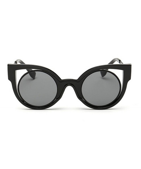 GAMT Fashion Sunglasses Black Frame