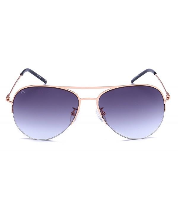 Revaux Handcrafted Designer Aviator Sunglasses