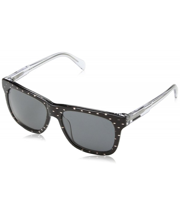 Diesel DL0136 27A Wayfarer Sunglasses