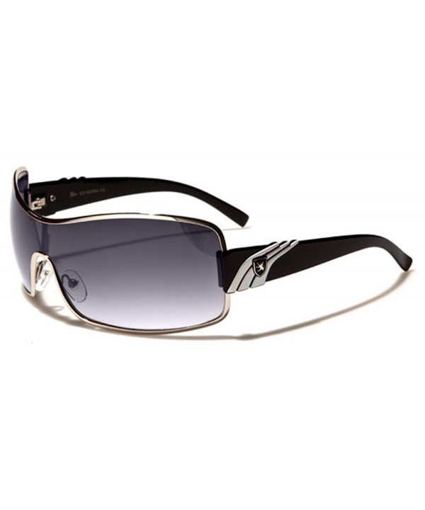 Womens Square Aviator Style Sunglasses