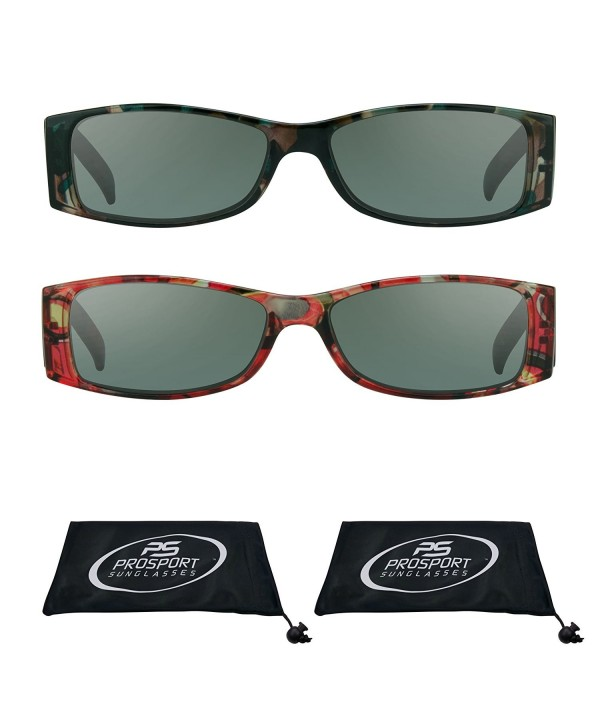 Trendy Square Framed Reading Sunglasses