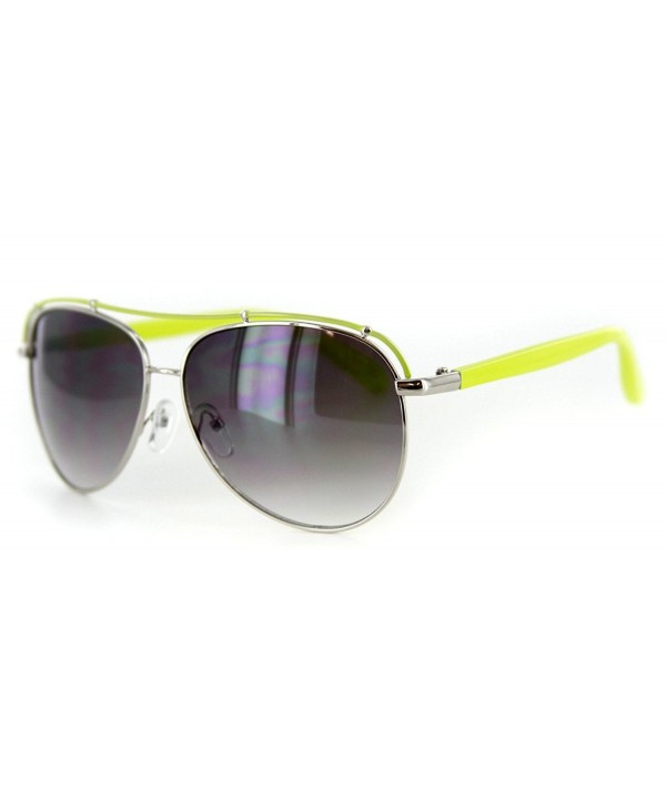 Jetstream Designer Sunglasses Colorful Aviator