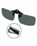 WODISON Rectangle Polarized Sunglasses Eyeglasses