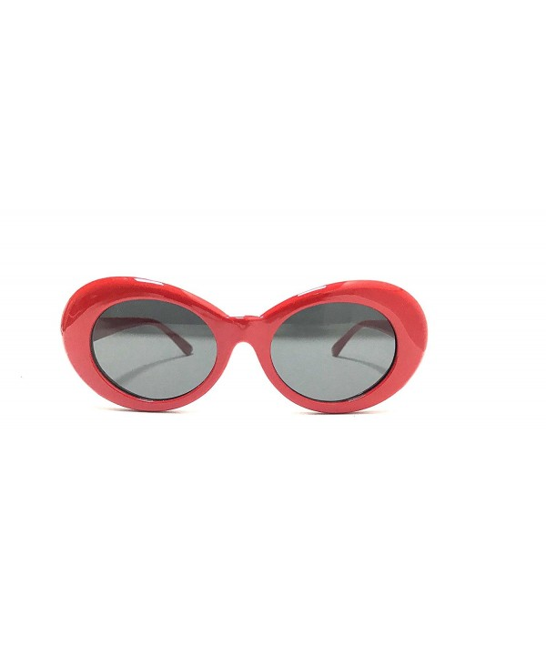 Retro Thick Frame Goggles Sunglasses