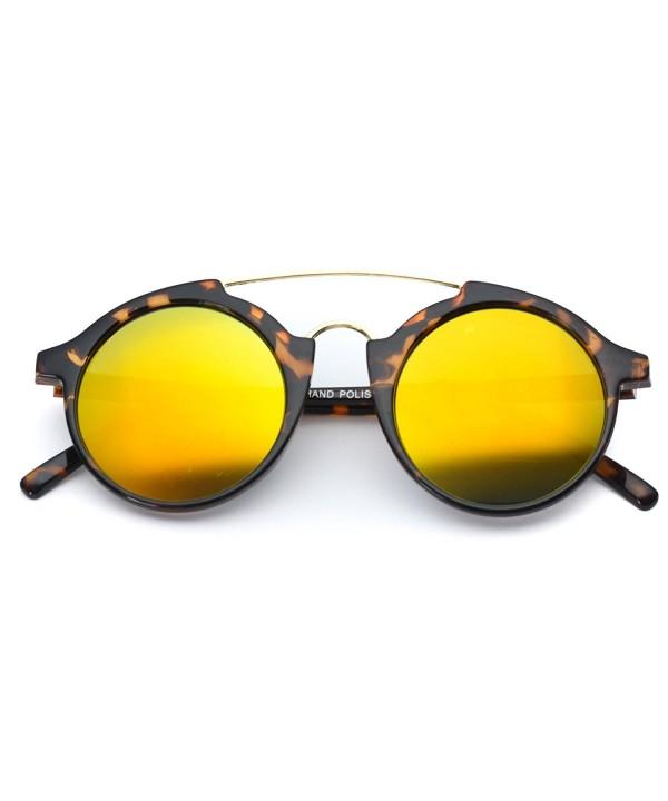 WearMe Pro Vintage Mirrored Sunglasses