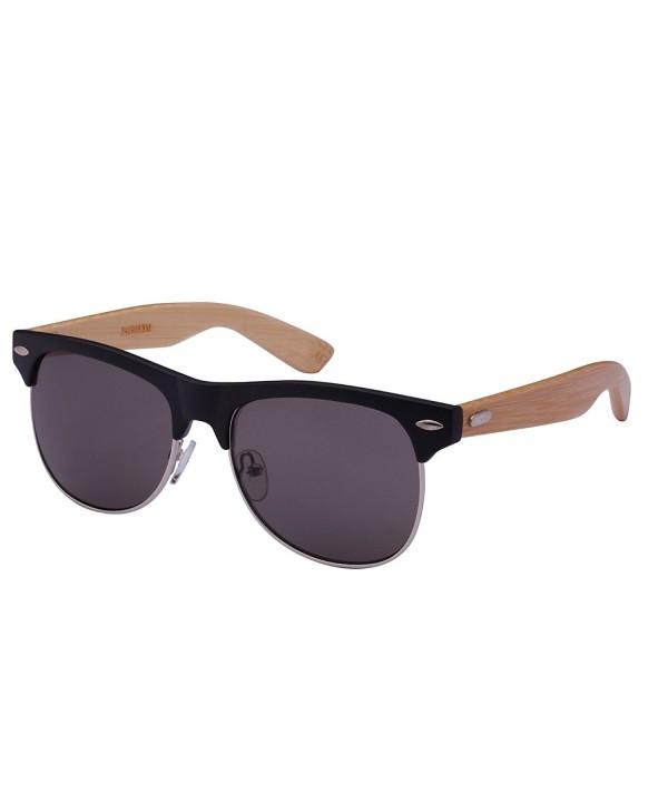 Edge I Wear Horned Sunglasses 540908BM SD 3