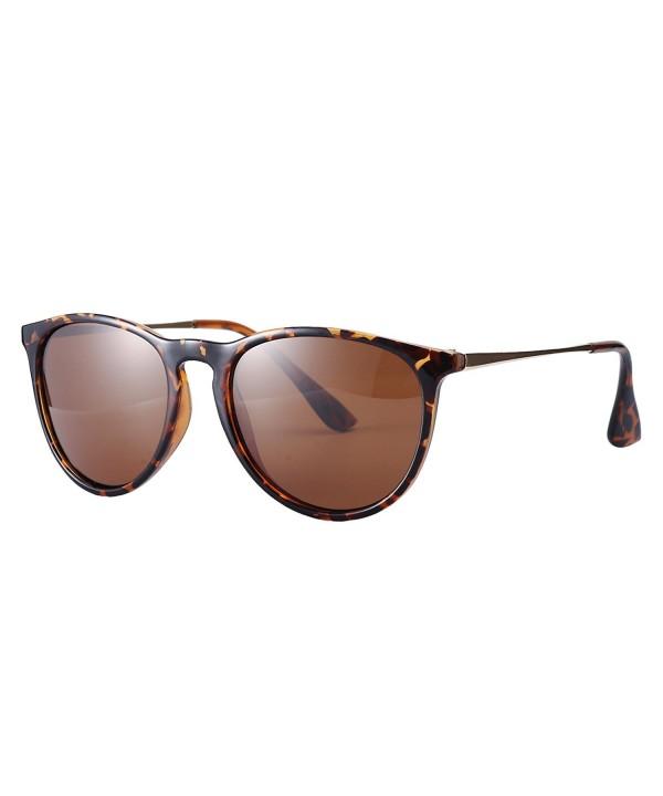 Vintage Polarized Sunglasses Aviator Designer