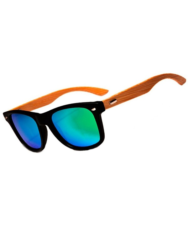Womens POLARIZED Classic Wayfarer Sunglasses