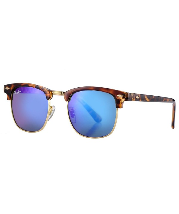 Pro Acme Clubmaster Sunglasses Mirrored