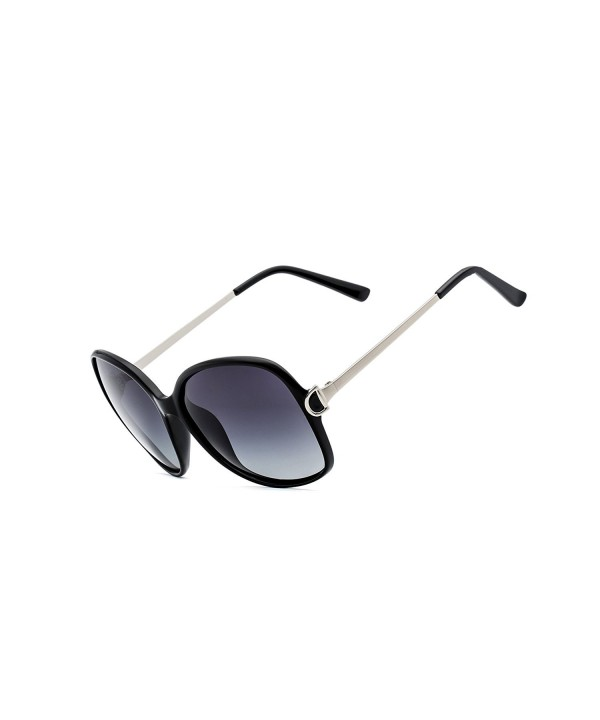CHB Sunglasses Oversized Polarized Protection